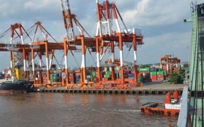 Pengurusan Dokumen di Pelabuhan