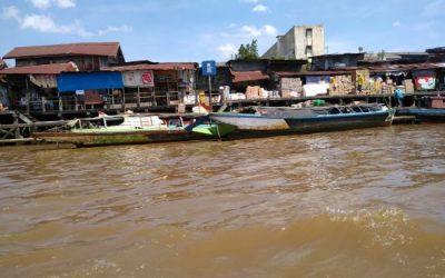 Ekspedisi Via Sungai
