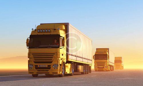 pengiriman kontainer