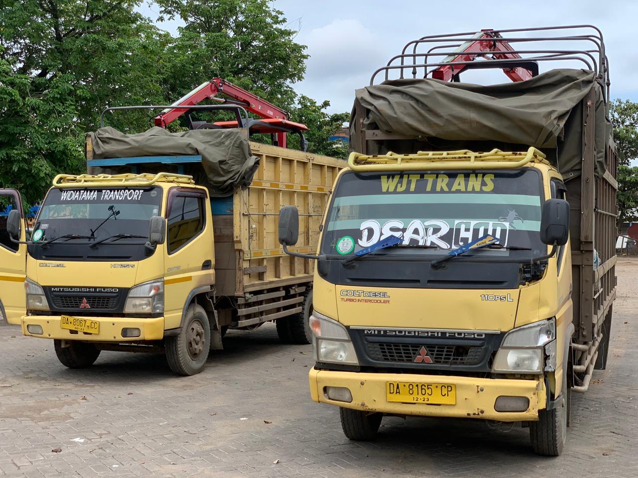 Pengiriman Sistem Kontrak - PT Widiatama Jaya Triputra