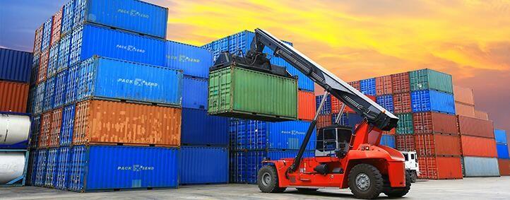 pengiriman kontainer eksport